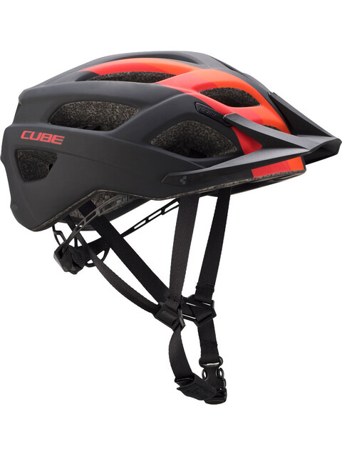 Cube Pro - Casque de vélo - bleu/noir